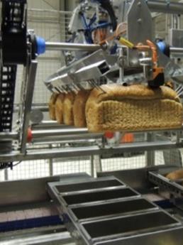 Bakkerij industrie